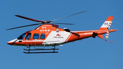 I-RAIX - Agusta-Westland AW-109 Trekker - Shanghai Kingwing General Aviation