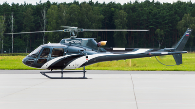 RA-07504 - Airbus Helicopters H125 - Private
