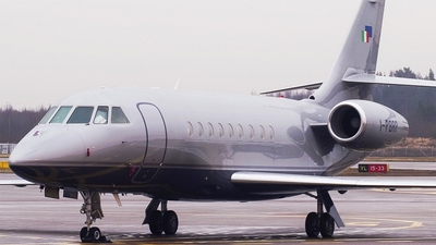 A picture of IPBRP - Dassault Falcon 2000LX -  - © Niko Korpela