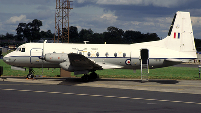 XS791 - Hawker Siddeley Andover CC.2 - United Kingdom - Royal Air Force (RAF)