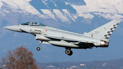 MM7348 - Eurofighter Typhoon EF2000 - Italy - Air Force