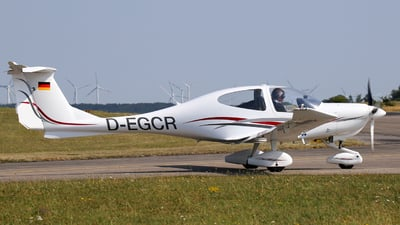 D-EGCR - Diamond DA-40 Diamond Star - Private