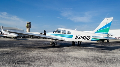 A picture of N316ND - Piper PA28151 - [287415346] - © Maxime CERTAIN-MESSAGER