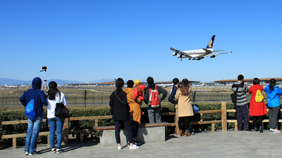 ZBAA - Airport - Spotting Location