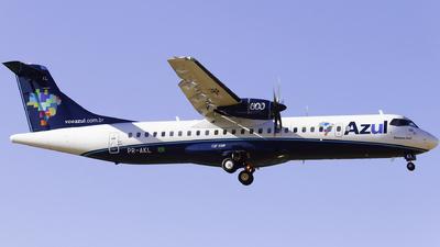 A picture of PRAKL - ATR 72600 - Azul Linhas Aereas - © Roger Rodrigues