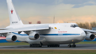 RF-82032 - Antonov An-124-100 Ruslan - Russia - Air Force