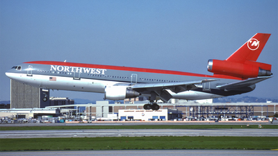 N224NW - McDonnell Douglas DC-10-30 - Northwest Airlines
