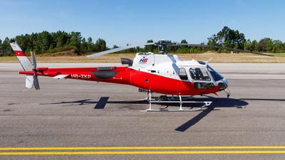 HB-ZKP - Aérospatiale AS 350B3 Ecureuil - HeliBravo