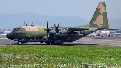 1301 - Lockheed C-130H Hercules - Taiwan - Air Force