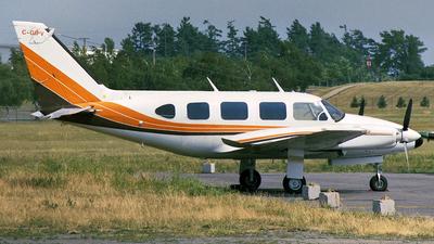 C-GIPV - Piper PA-31-310 Navajo B - Private