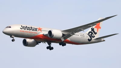 VH-VKH - Boeing 787-8 Dreamliner - Jetstar Airways