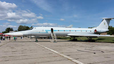 43 - Tupolev Tu-134UBL - Ukraine - Air Force