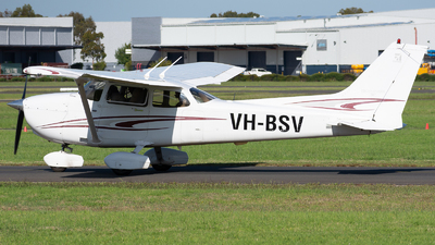VH-BSV - Cessna 172 Skyhawk - Private