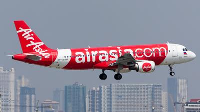 RP-C8986 - Airbus A320-216 - Philippines AirAsia