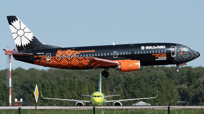 A picture of EW254PA - Boeing 7373Q8 - Belavia - © Alexey Prokhorov