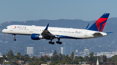 A picture of N535US - Boeing 757251 - Delta Air Lines - © global_flyer1