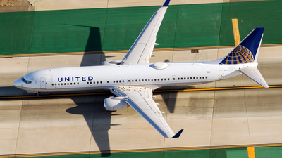 N39415 - Boeing 737-924ER - United Airlines