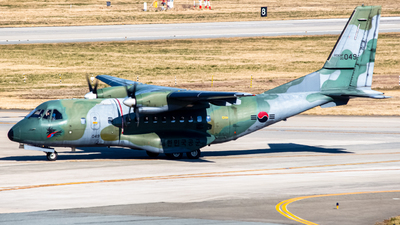 20-049 - CASA CN-235M-200 - South Korea - Air Force