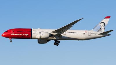 G-CKWC - Boeing 787-9 Dreamliner - Norwegian