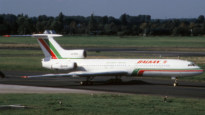 LZ-BTU - Tupolev Tu-154B-2 - Balkan Bulgarian Airlines