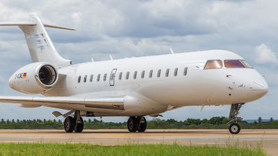 A picture of DAUWE - Bombardier Global Express -  - © EdilsonCarlos