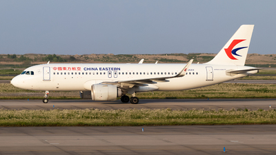 A picture of B30AV - Airbus A320251N - China Eastern Airlines - © AviaNK