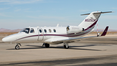 N525CM - Cessna 525 CitationJet 1 - Private