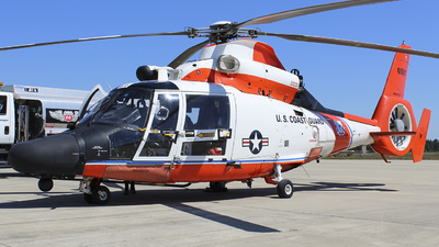 6581 - Aérospatiale HH-65 Dauphin - United States - US Coast Guard (USCG)