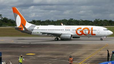 PR-GTP - Boeing 737-8EH - GOL Linhas Aereas