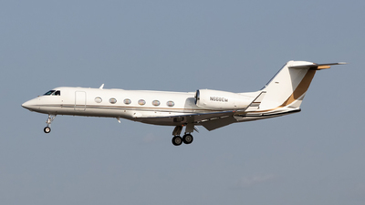 N668EM - Gulfstream G450 - Private