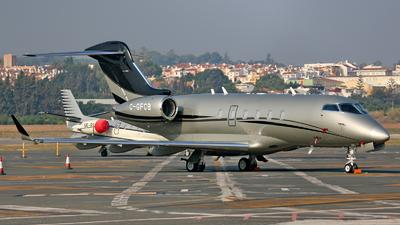 C-GFCB - Bombardier BD-100-1A10 Challenger 300 - Private