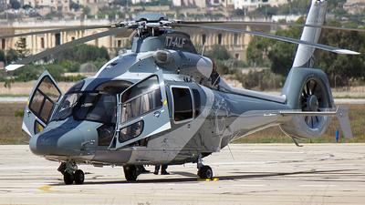 T7-ALF - Eurocopter EC 155 B1 - Private
