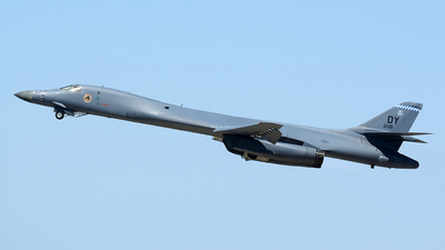 86-0135 - Rockwell B-1B Lancer - United States - US Air Force (USAF)