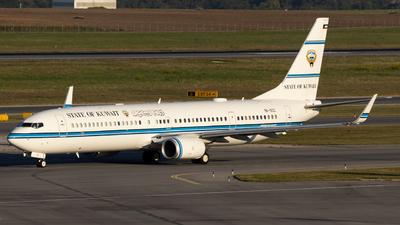 9K-GCC - Boeing 737-9BQ(BBJ3) - Kuwait - Government