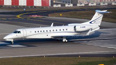 D-AVIB - Embraer ERJ-135BJ Legacy 600 - Vibro Air Flugservice