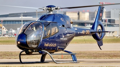 HB-ZKQ - Eurocopter EC 120B Colibri - Heli-Züri