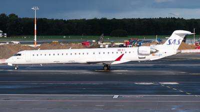 EC-JZV - Bombardier CRJ-900LR - Scandinavian Airlines (Air Nostrum)