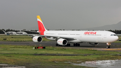 EC-LEU - Airbus A340-642 - Iberia