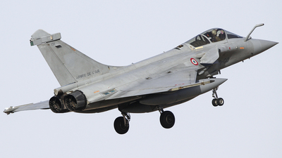 138 - Dassault Rafale C - France - Air Force