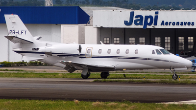 PR-LFT - Cessna 560XL Citation XLS - Private