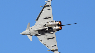 ZK352 - Eurofighter Typhoon FGR.4 - United Kingdom - Royal Air Force (RAF)