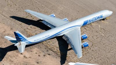 N155CA - Douglas DC-8-73(CF) - National Airlines
