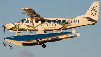 C6-FAB - Cessna 208B Grand Caravan - Coco Bahama Seaplanes