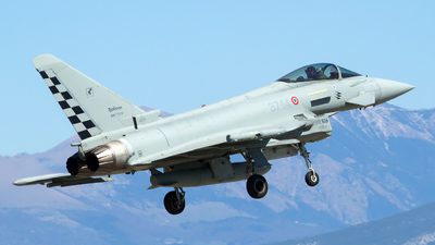 MM7328 - Eurofighter Typhoon EF2000 - Italy - Air Force