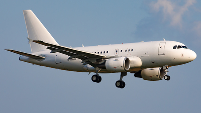 M-HHHH - Airbus A318-112(CJ) Elite - Private