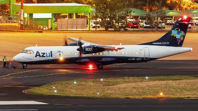 A picture of PRAKD - ATR 72600 - Azul Linhas Aereas - © Paulo H Goncalez