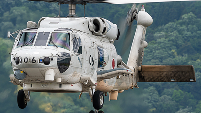 8406 - Mitsubishi SH-60K - Japan - Maritime Self Defence Force (JMSDF)