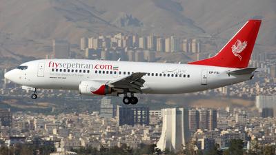 EP-FSI - Boeing 737-33V - Sepehran Airlines