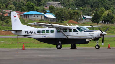 PK-BVA - Cessna 208B Grand Caravan - Susi Air