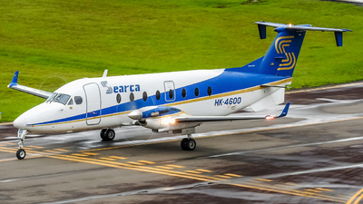 A picture of HK4600 - Beech 1900D -  - © Omar Zapata
